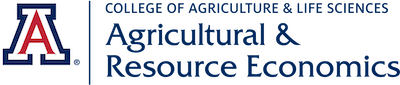 Agricultural and Resource Economics | Home