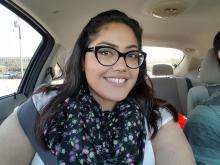 Agricultural and Resource Economics Student Brenda Esmeralda  Jimenez