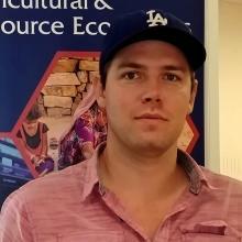 Brian McGreal, Graduate Research Assistant, University of Arizona