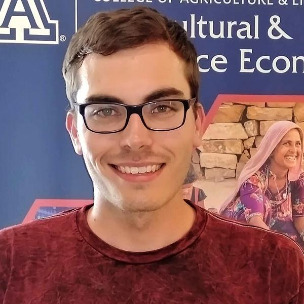 Austin Walker, Graduate Research & Teaching Assistant, University of Arizona