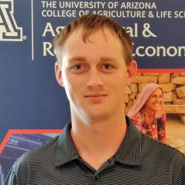 Carter Ham, Graduate Research Assistant, University of Arizona