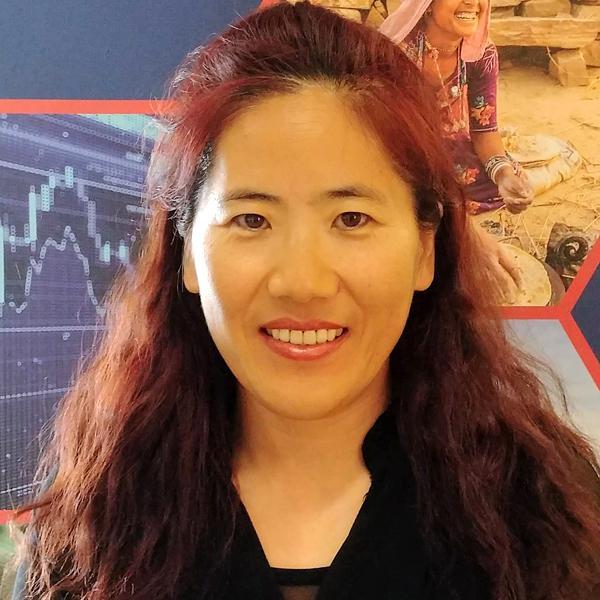 Helen Breither, Graduate Research Assistant, University of Arizona