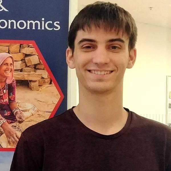 Taylor Dew, Graduate Teaching & Research Assistant, University of Arizona